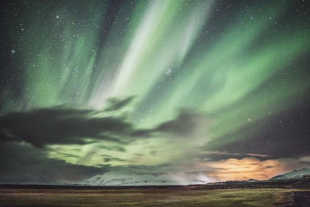 Tonight great chance for dazzling northern lights show in for Chance of seeing northern lights tonight