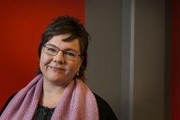Ellen Calmon, formaður Öryrkjabandalags Íslands.