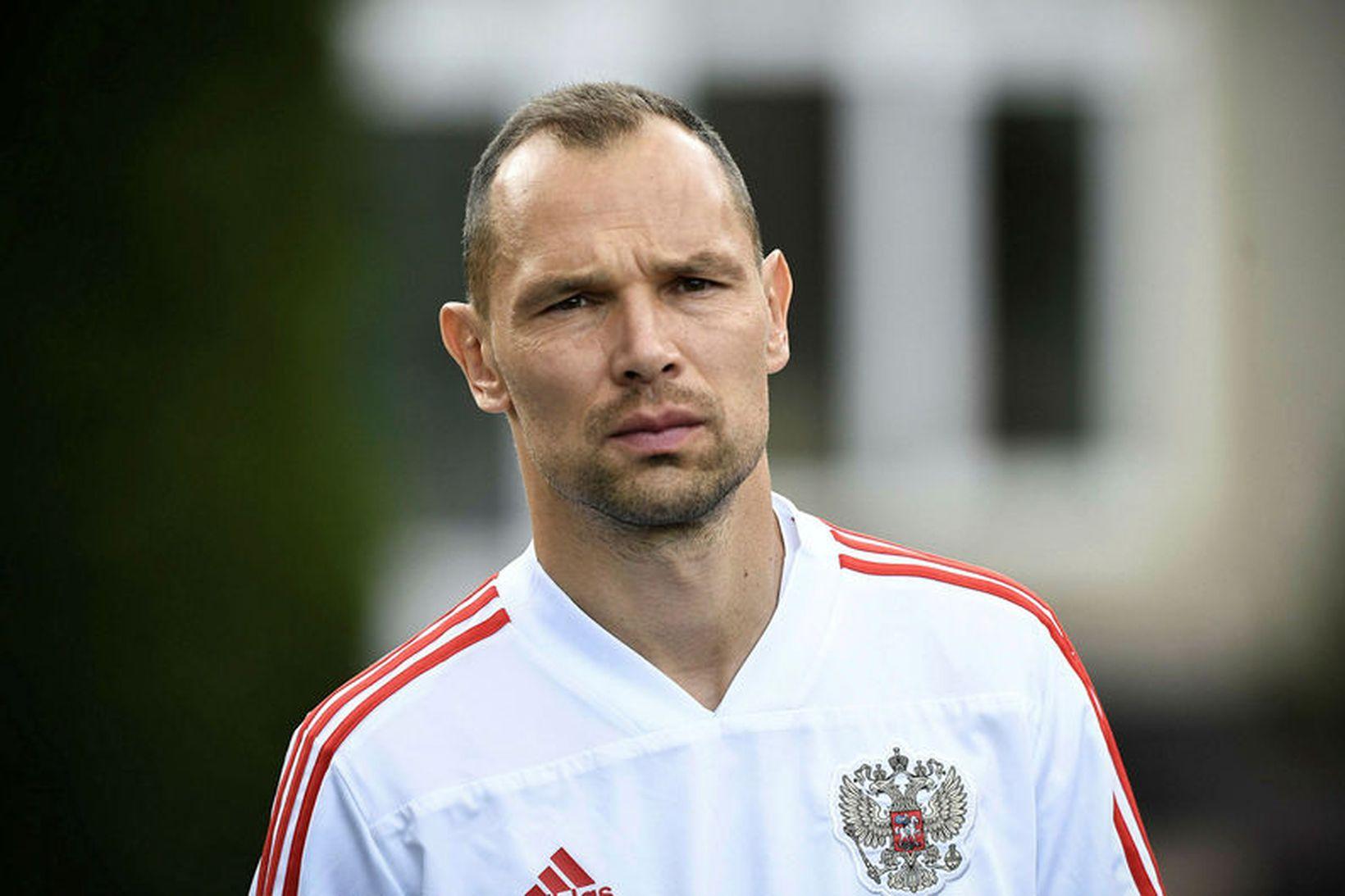 Sergei Ignashevitsj.