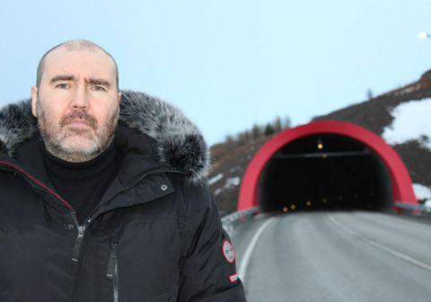 Valgeir Bergmann framkvæmdastjóri Vaðlaheiðaganga Vaðlaheiðagöng