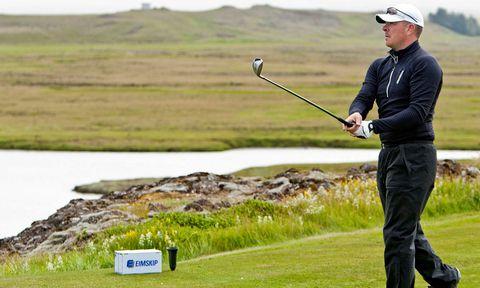 Stefnt að fjölmennasta golfmóti Íslandssögunnar