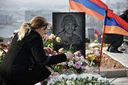 Gröf armensks hermanns.