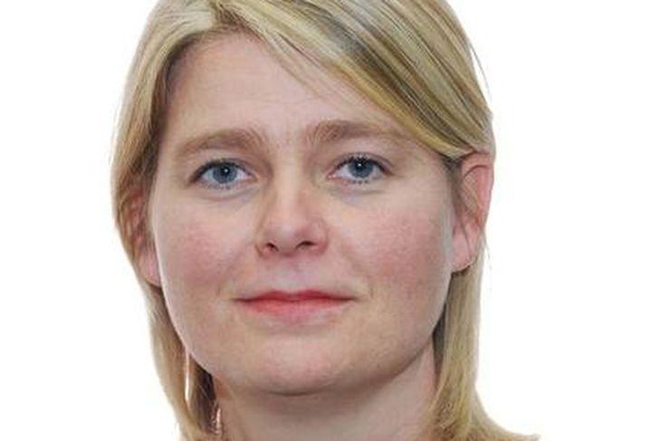 Guðný Hrund Karlsdóttir er sveitarstjóri Húnaþings vestra.