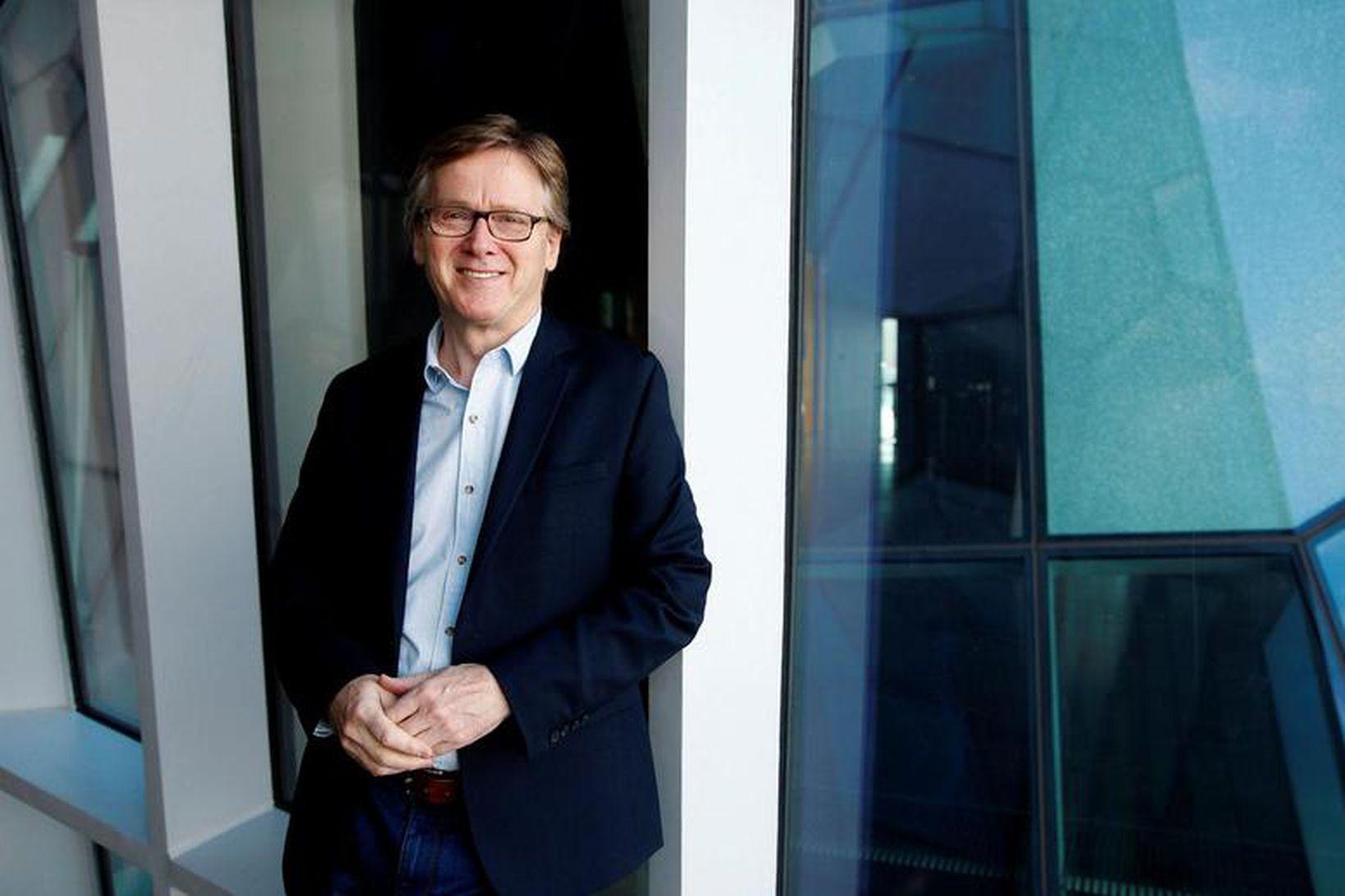 Júlíus Vífill Ingvarsson, fyrrverandi borgarfulltrúi Sjálfstæðisflokksins.