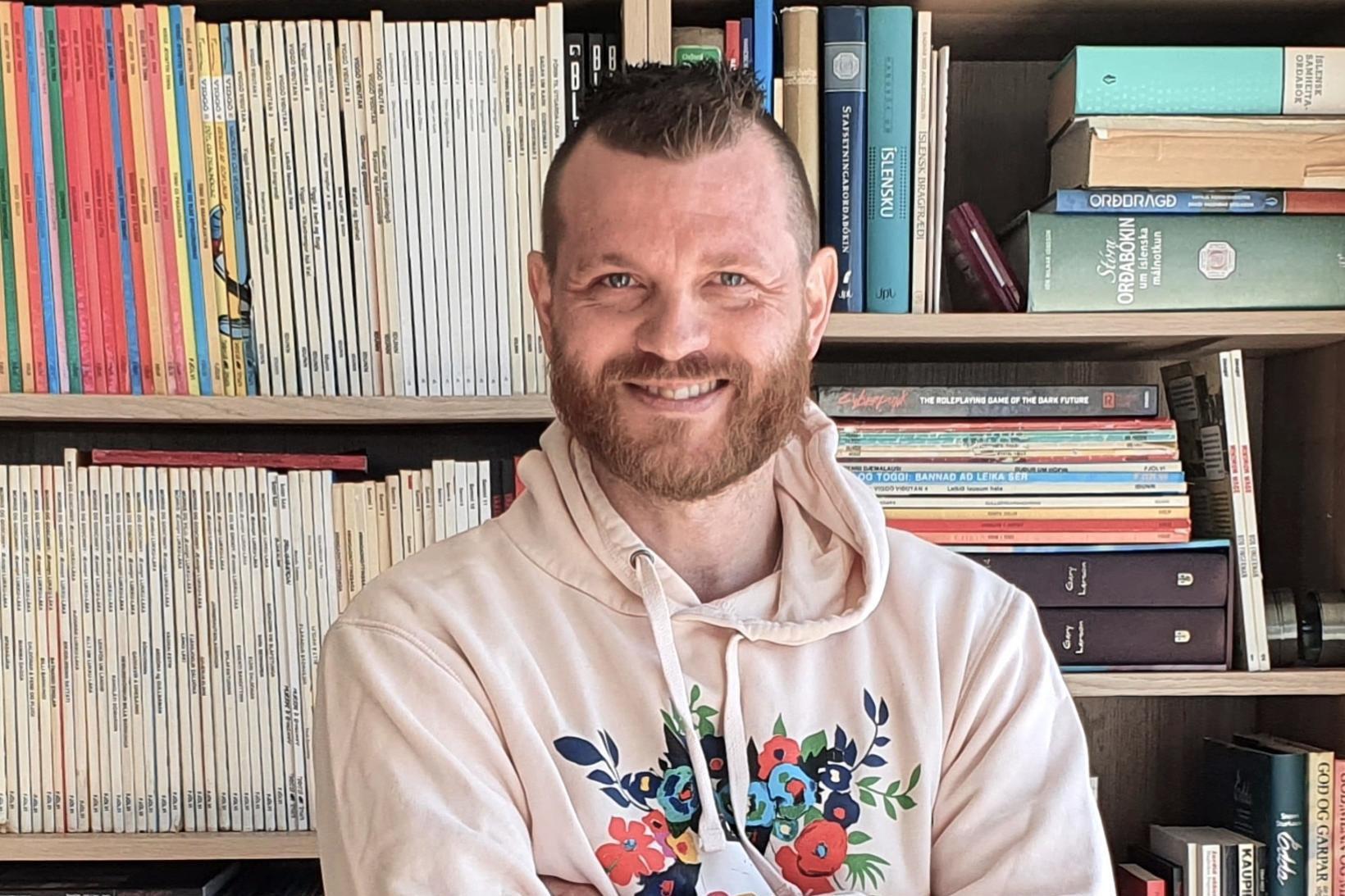 Þorsteinn V. Einarsson er gestur í hlaðvarpsþætti Snæbjörns Ragnarssonar.