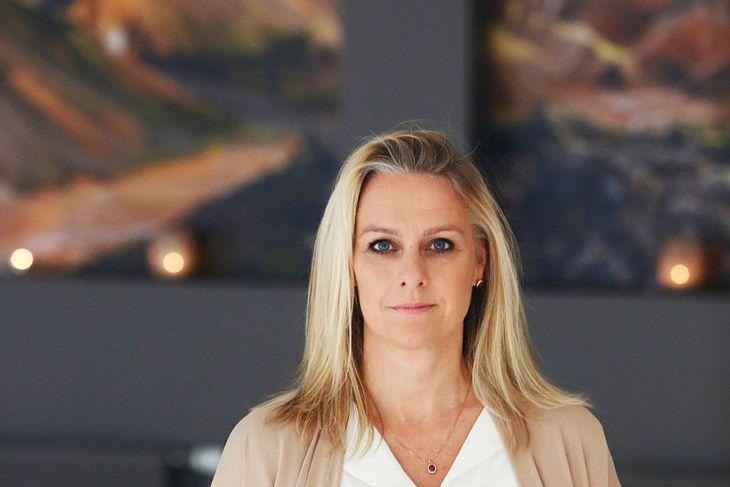 Bríet Birgisdóttir starfaði í 10 ár á gjörgæslu í Noregi ...