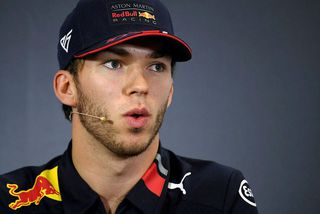 Pierre Gasly.