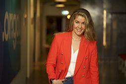 Kristín Hrefna Halldórsdóttir.