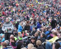 Over 15 thousand people attended the festival last year and eighteen sexual offences were reported.