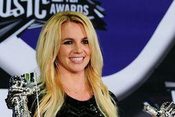 Britney Spears lofsamaði syni sína tvo, Sean Preston og Jayden í nýjustu færslu sinni á …