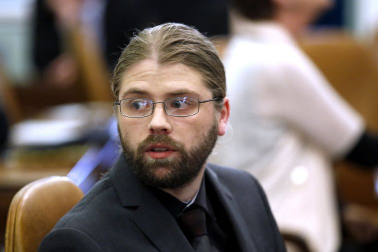 Helgi Hrafn Gunnarsson, MP.
