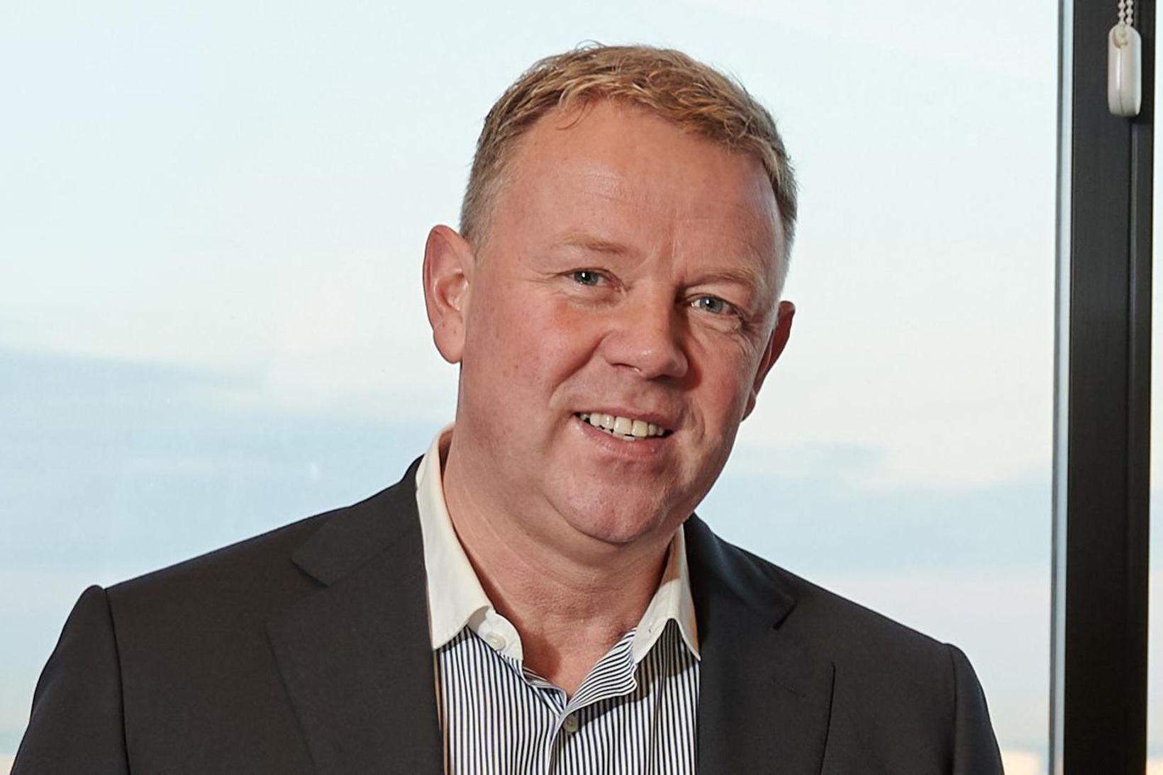 Árni Pétur Jónsson, forstjóri Skeljungs.