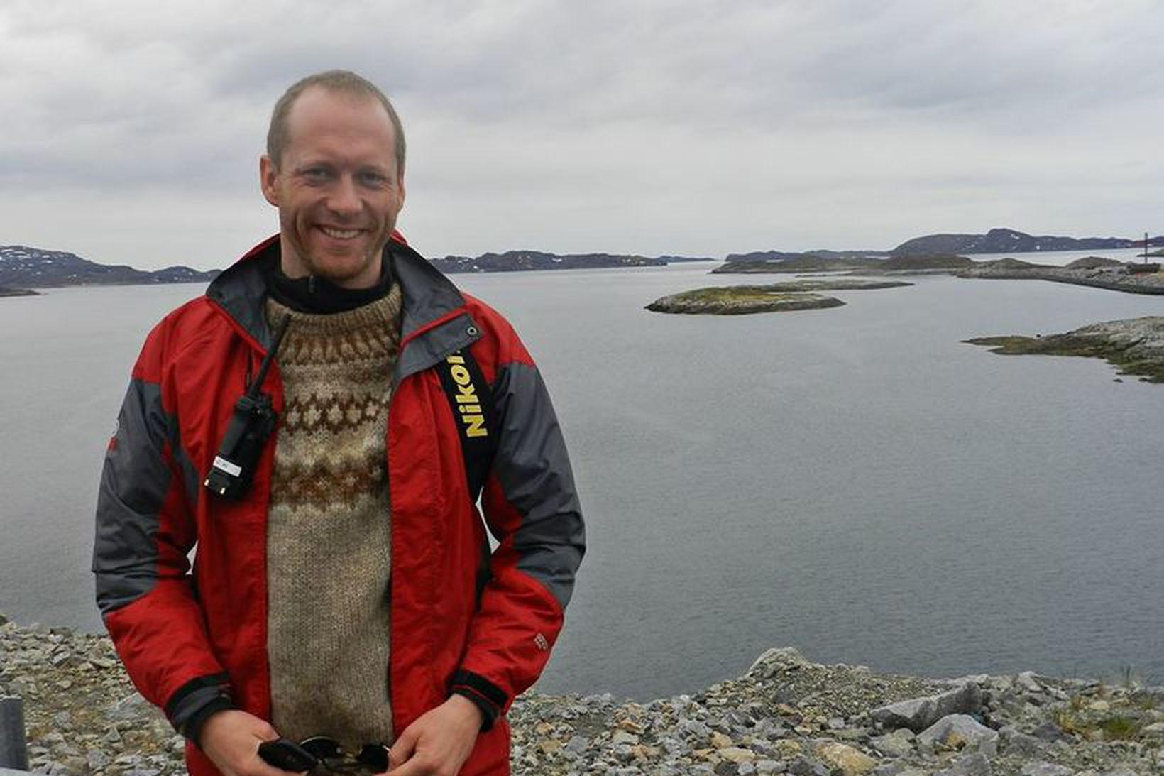 Guðmundur Ingi Guðbrandsson, framkvæmdastjóri Landverndar, segir stóra verkefnið að móta …