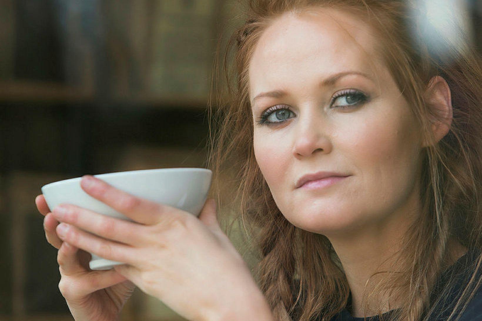 Ágústa Eva Erlendsdóttir dvelur í Ósló um þesssar mundir.