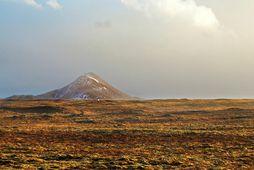 Mikið hefur verið um jarðskjálfta suðvestur af Keili síðustu daga.