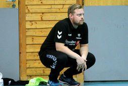 Halldór Stefán Haraldsson er þjálfari Volda í norsku B-deildinni.