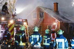Vigfús Ólafsson var sakfelldur fyrir manndráp af gáleysi og stórfellda brennu.