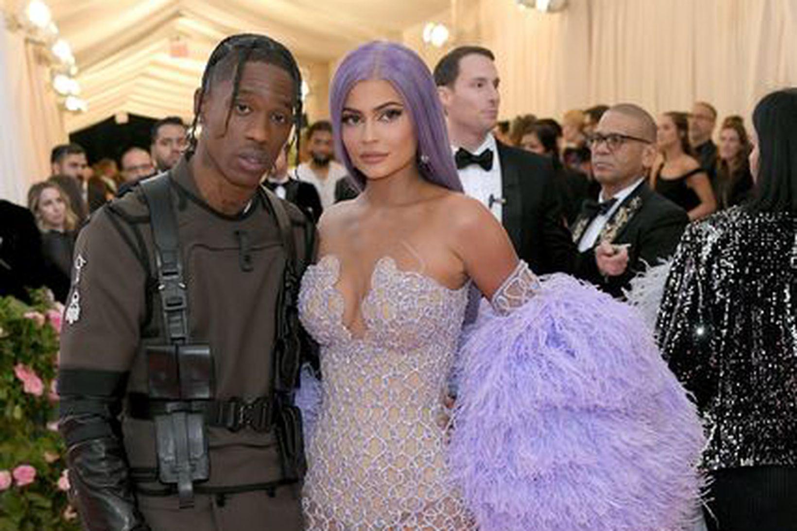 Kylie Jenner langar ekkert endilega til að giftast Travis Scott.