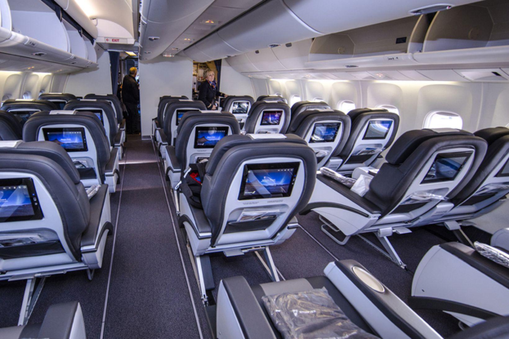 Mikil veikindi hafa komið upp hjá starfsfólki Icelandair.