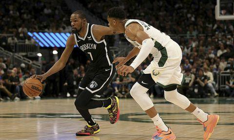 Brooklyn og Lakers byrja bæði á tapi
