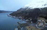 Seyðisfjörður - Aurskriður - Flóð - Rigning