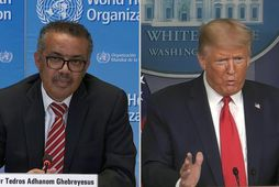Trump hótar að stöðva greiðslur til WHO