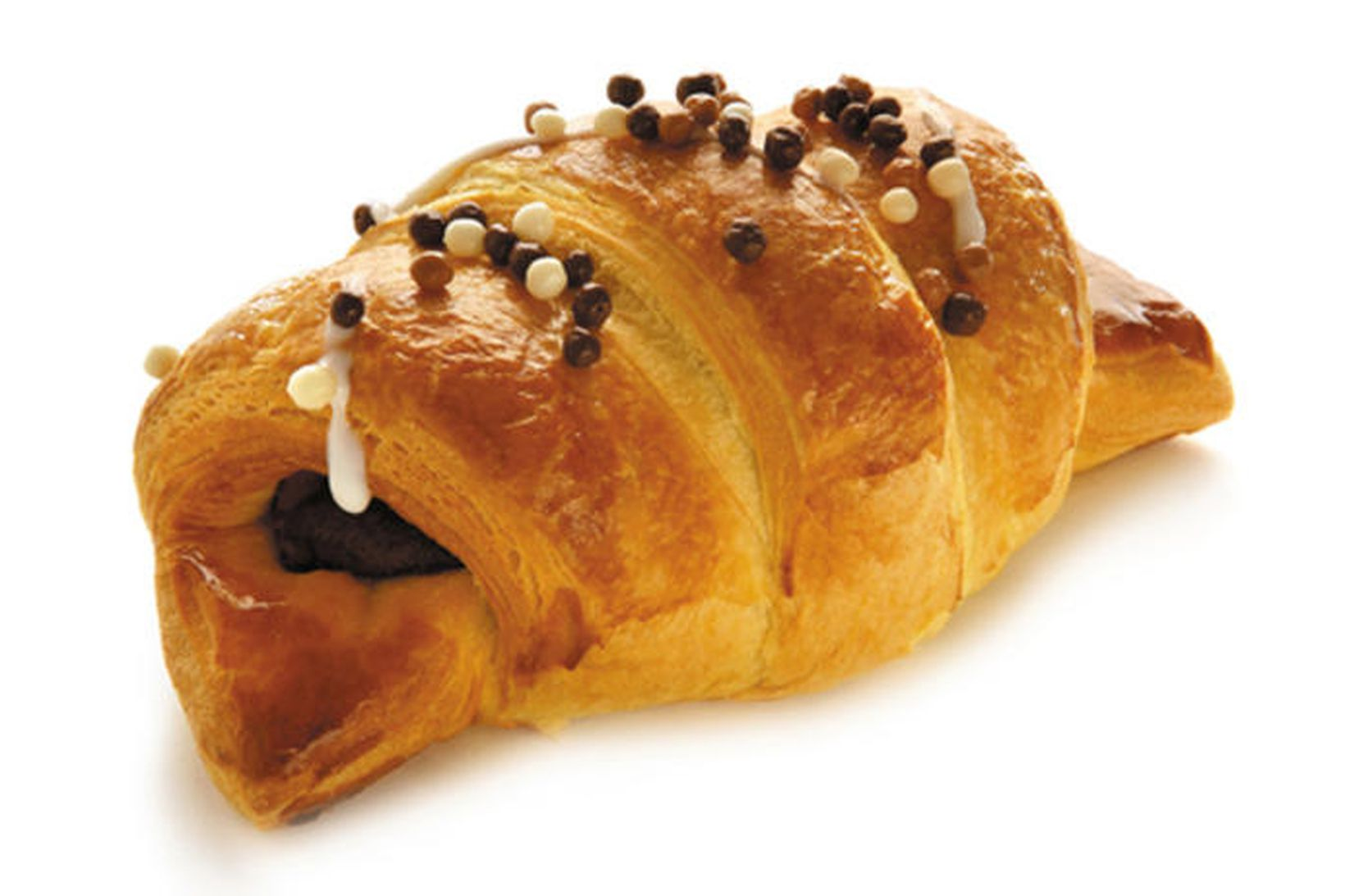 Súkkulaði-croissant.