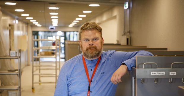 Magnús Þór Jónsson skólastjóri Seljaskóla.