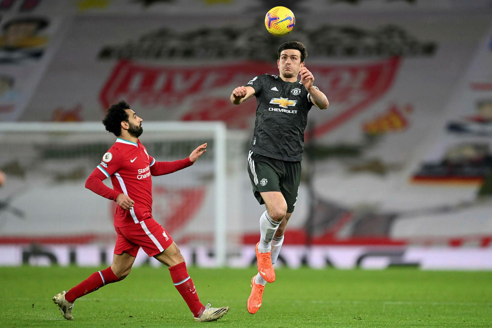 Man. Utd – Liverpool, staðan er 1:1