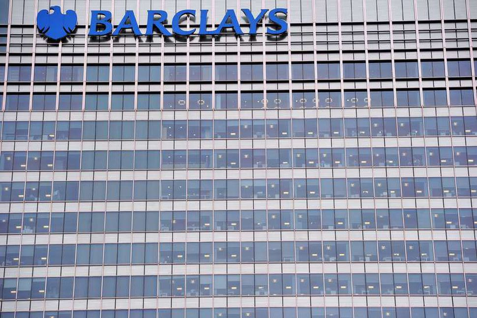 Barclays Bank, höfuðstöðvar.