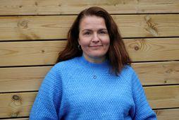Valgerður Sigurðardóttir borgarfulltrúi.