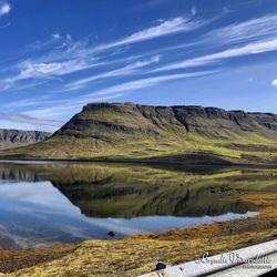 Speglun í Hvalfirði