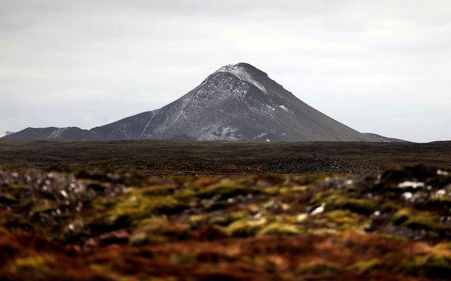 Þrír skjálftar, allir yfir 3,5 að stærð, riðu yfir um þrjúleytið í nótt.