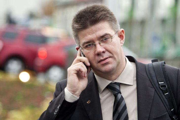 Gunnar Bragi Sveinsson, verðandi utanríkisráðherra.