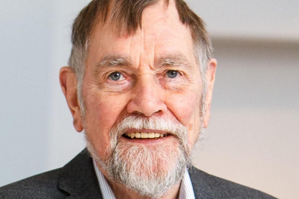 Dr. Gunnar Karlsson, sagnfræðingur og prófessor emeritus.