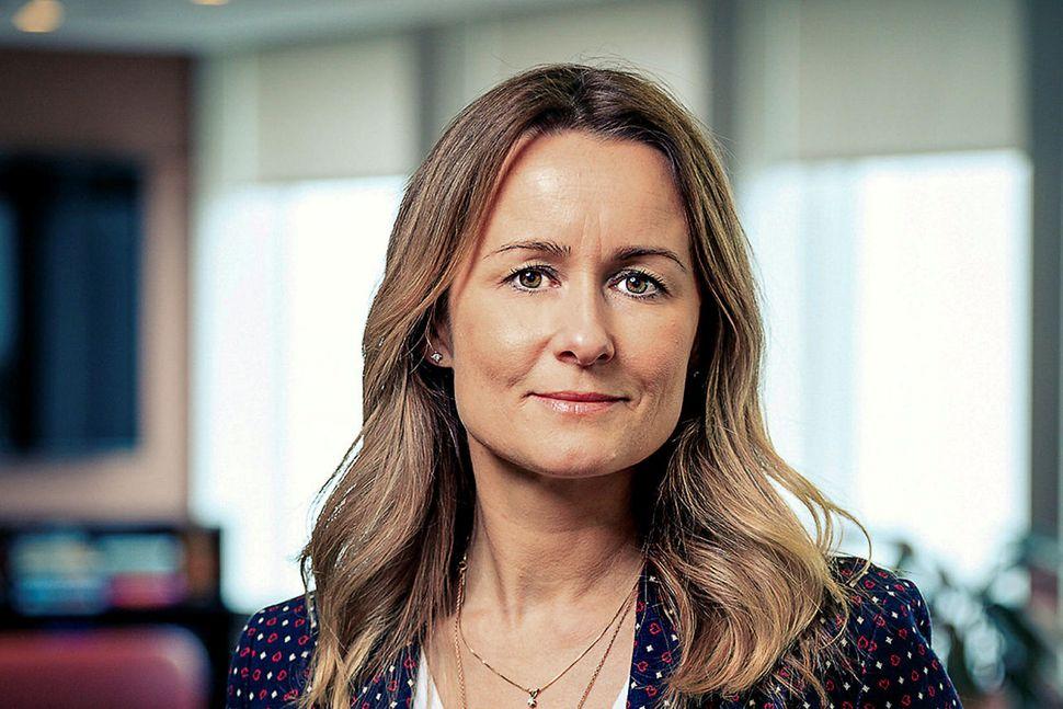 Brynja Baldursdóttir er framkvæmdastjóri Creditinfo á Íslandi.