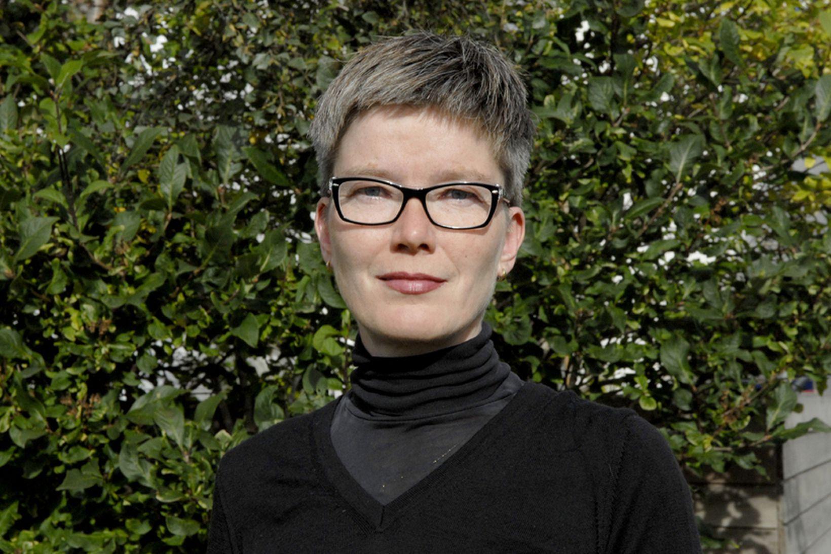 Guðrún Bryndís Karlsdóttir, sjúkraliði og verkfræðingur.
