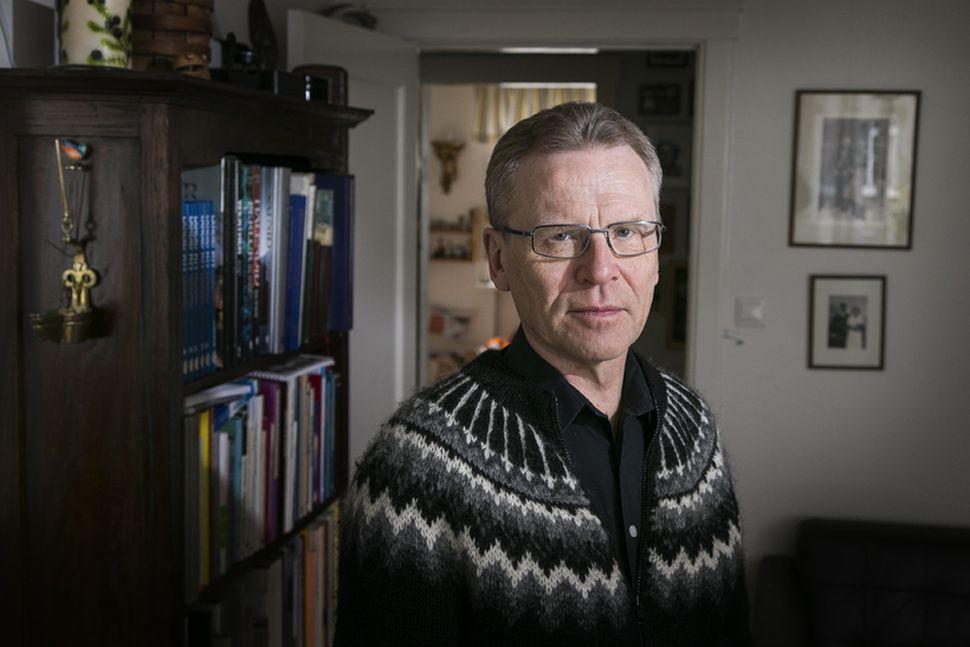 Þórarinn Eldjárn.