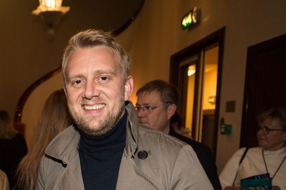 Helgi Seljan er dagskrárgerðarmaður á RÚV.