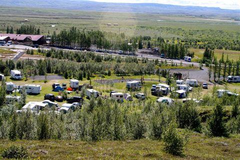 Geysir Camping Site