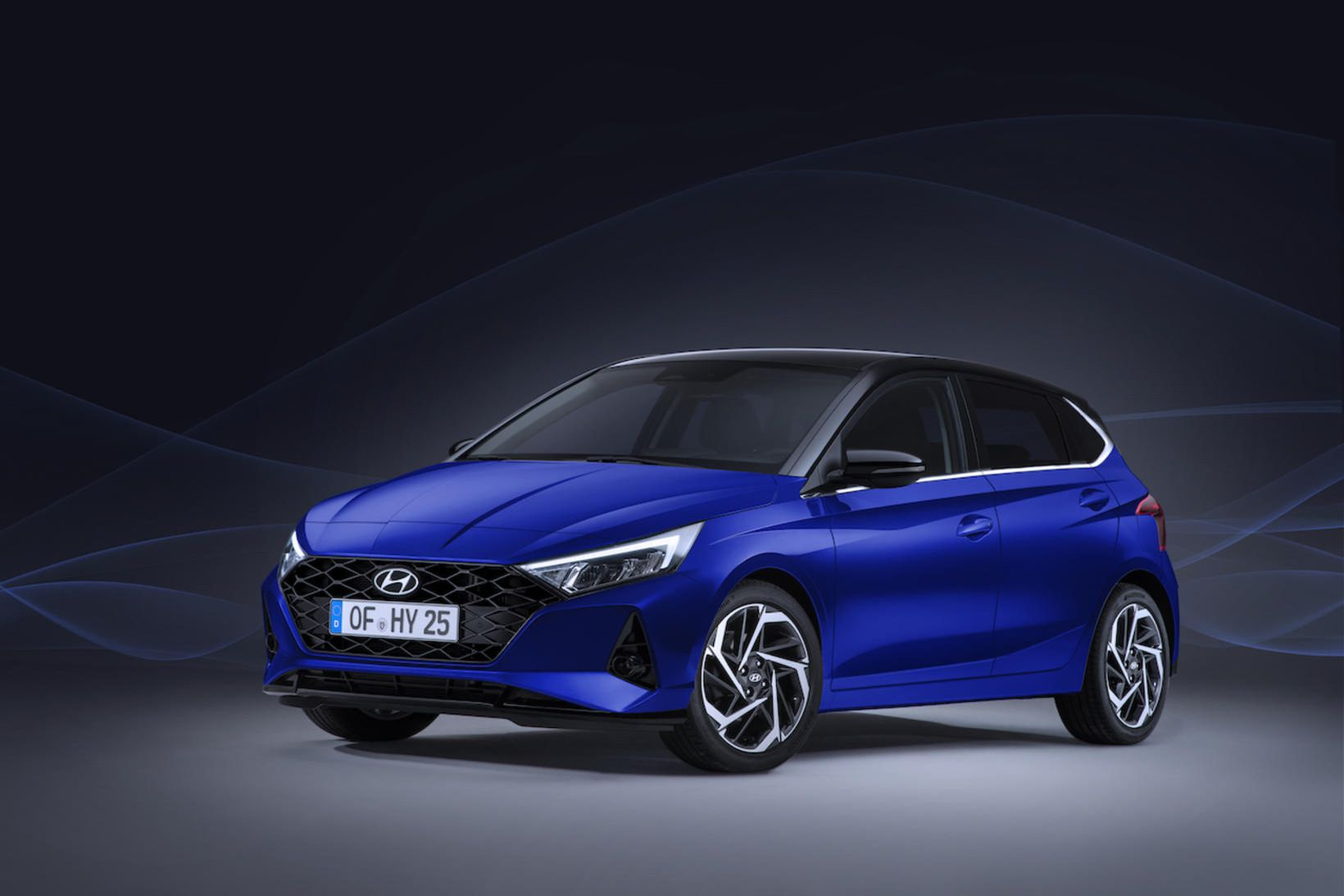 Hinn nýi Hyundai i20.