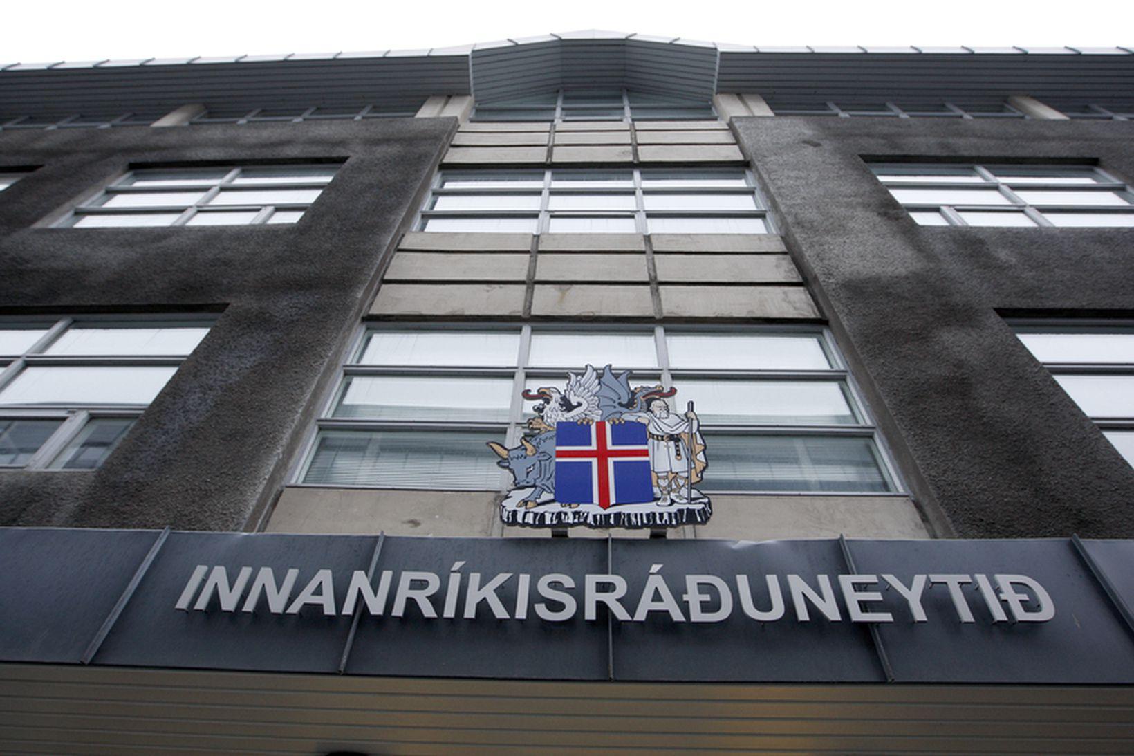 Innanríkisráðuneytið setti af stað verkefni árið 2015 sem miðaði að …