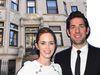 Hjónin John Krasinski og Emily Blunt eru flutt úr Hollywood til New York.