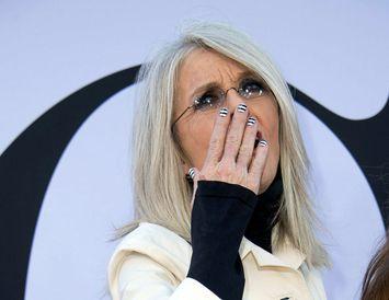 Diane Keaton týndi veskinu sínu fyrir mörgum árum en man ekki eftir því.