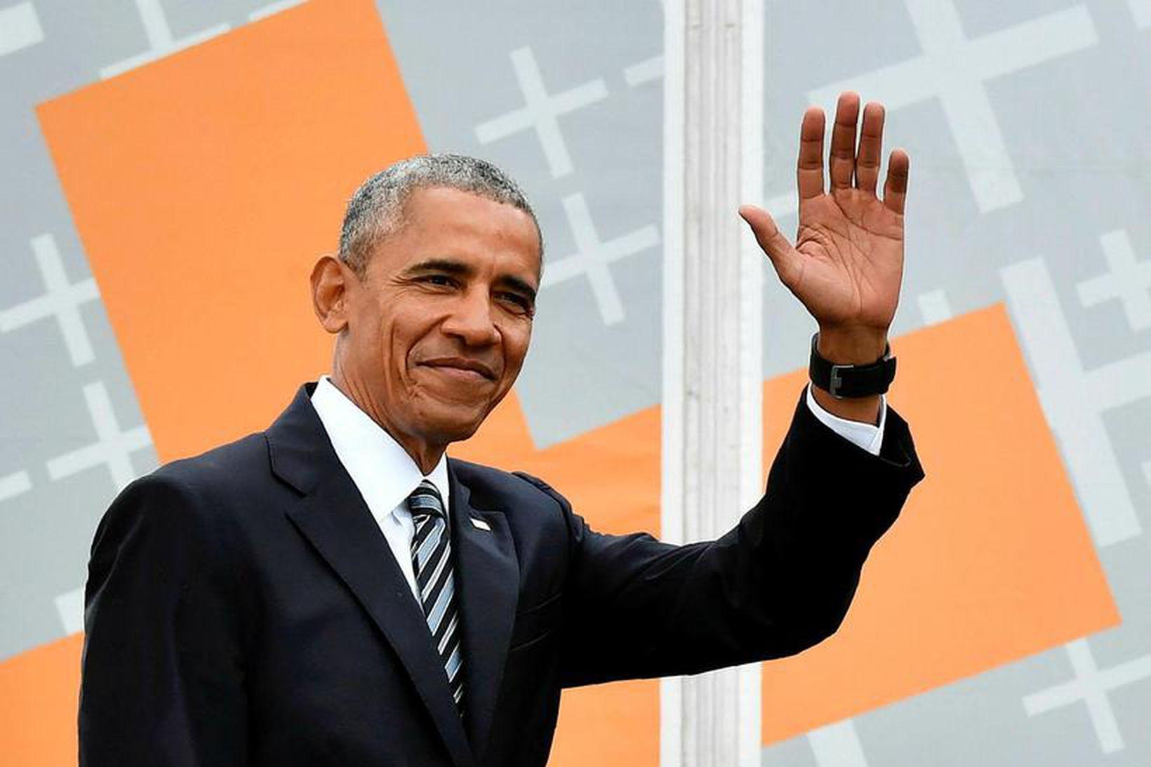 Barack Obama er búinn að kaupa sér hús.