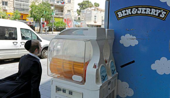 Ben & Jerry's veldur pólitískum usla í Ísrael