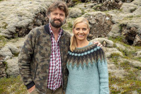 Haukur Snorrason og Hadda Björk Gísladóttir hafa ákveðið að selja hótelið sitt.