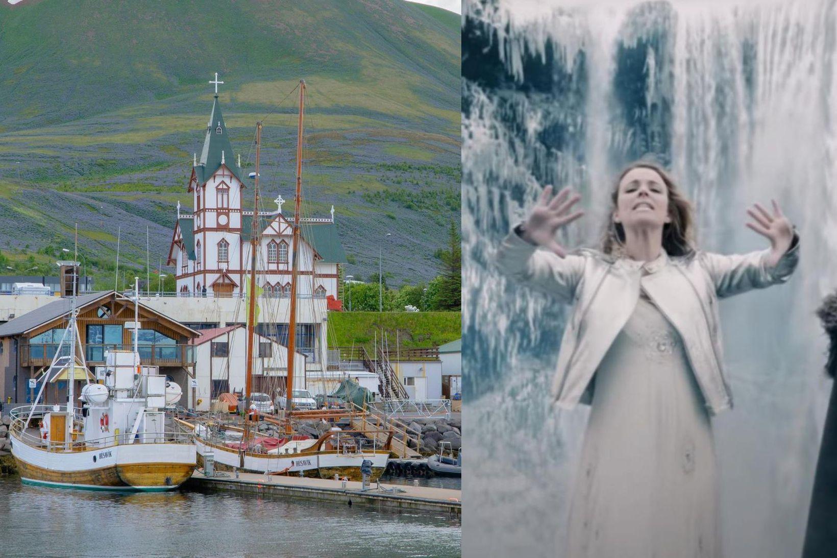 Norðurþing fær ekki að heimsfrumsýna Eurovison Song Contest: The Story …