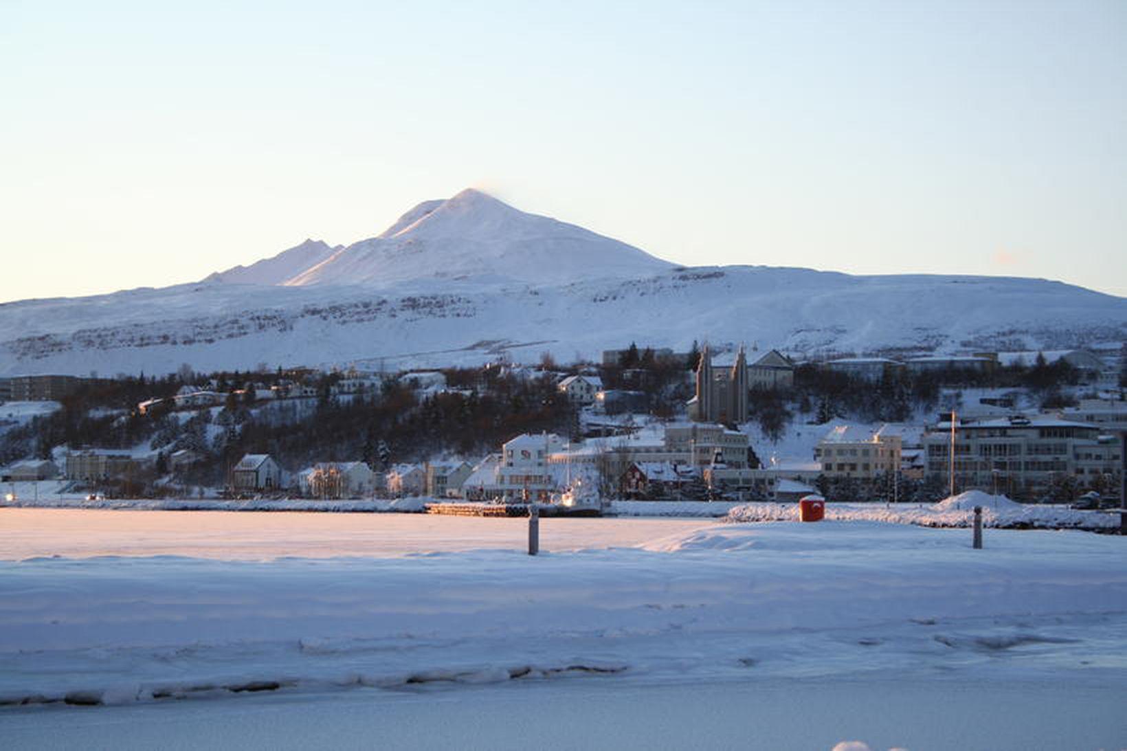 Frá Akureyri