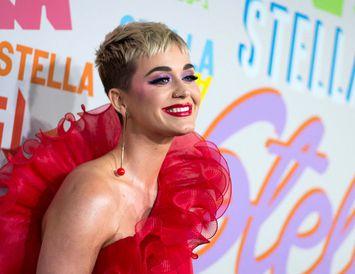 Katy Perry fór ekki eftir settum reglum þegar hún var í skóla.